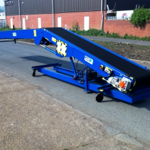 Newlands TC33 Telescopic Boom Conveyor 900mm wide